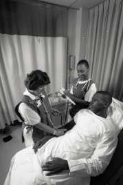 Nursing students, date unknown