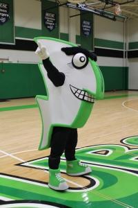 Cincinnati State Surge Mascot - 2014