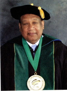 Dr. O'dell M. Owens inauguration portrait